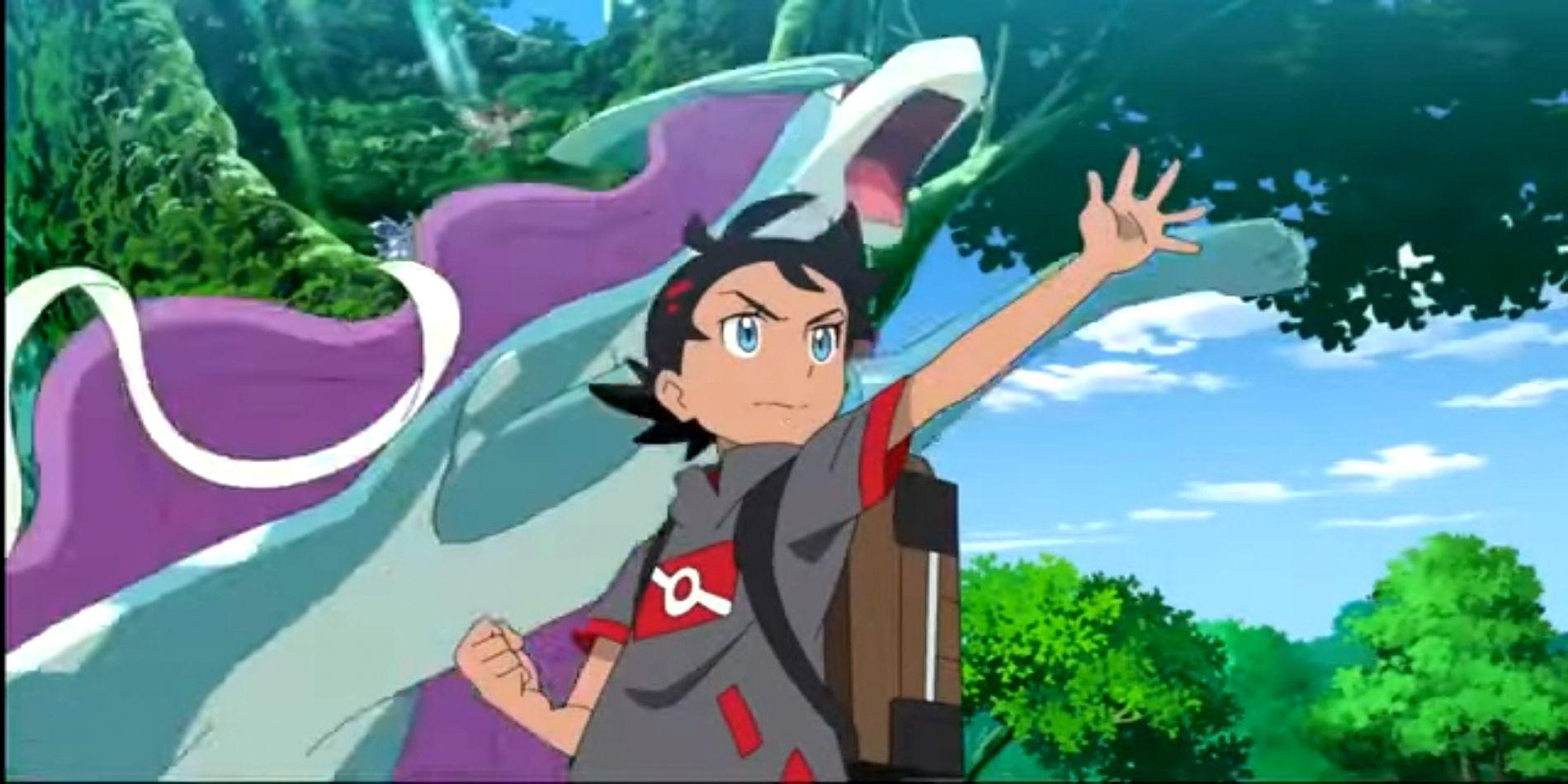 Todos os Pokémon lendários em Pokémon Jornadas 'Master Journeys: The Series' 1