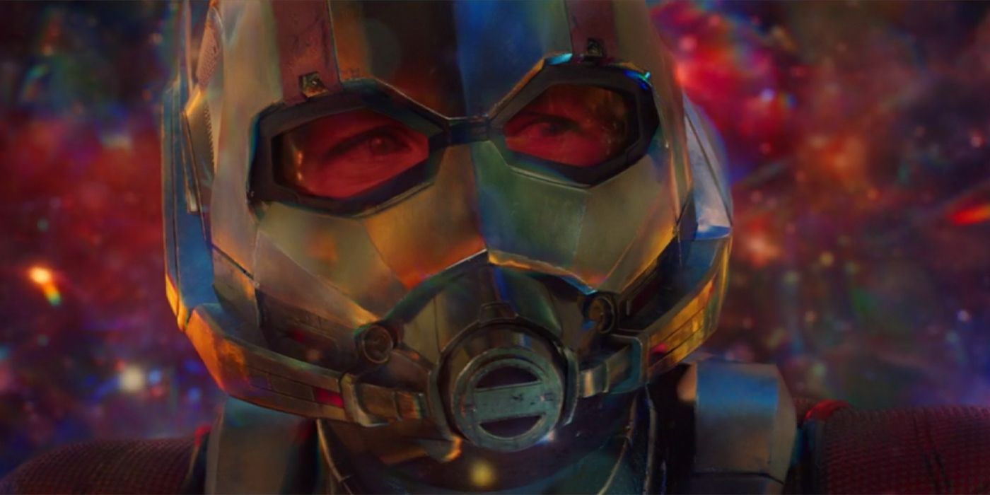 Ant-Man 3 Gets a Strange New Logo as Filming Continues on Sequel