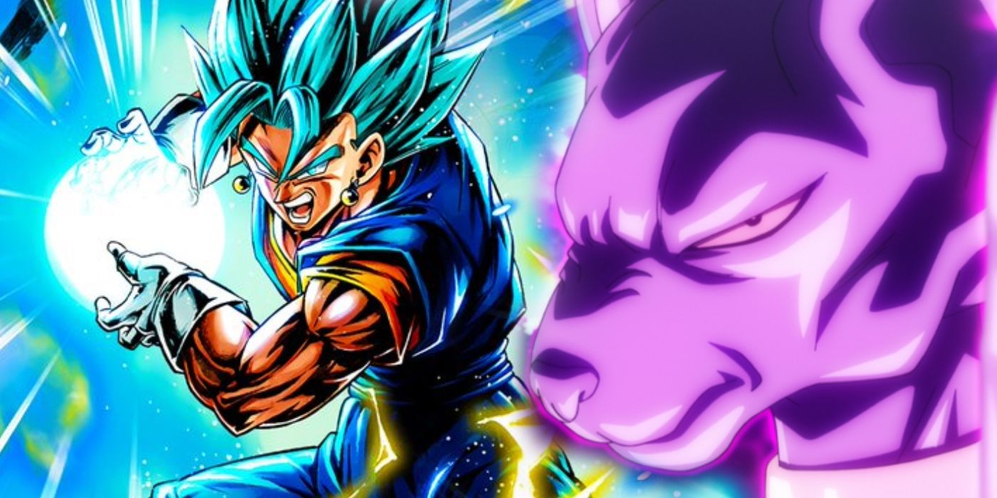 Only Goku and Vegeta s Fusion Can Surpass Dragon Ball s God of Destruction