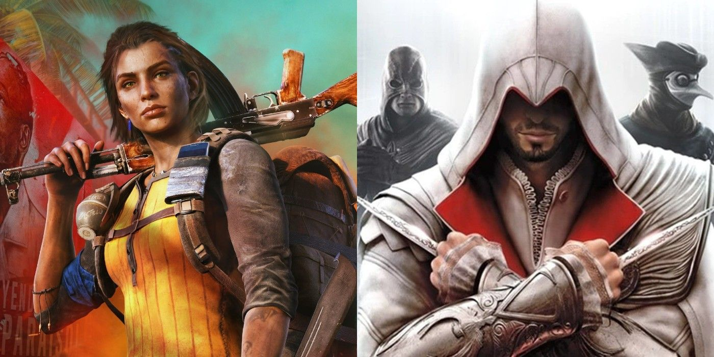 <div>Far Cry 6 Hints At Assassin's Creed Universe Connection</div>