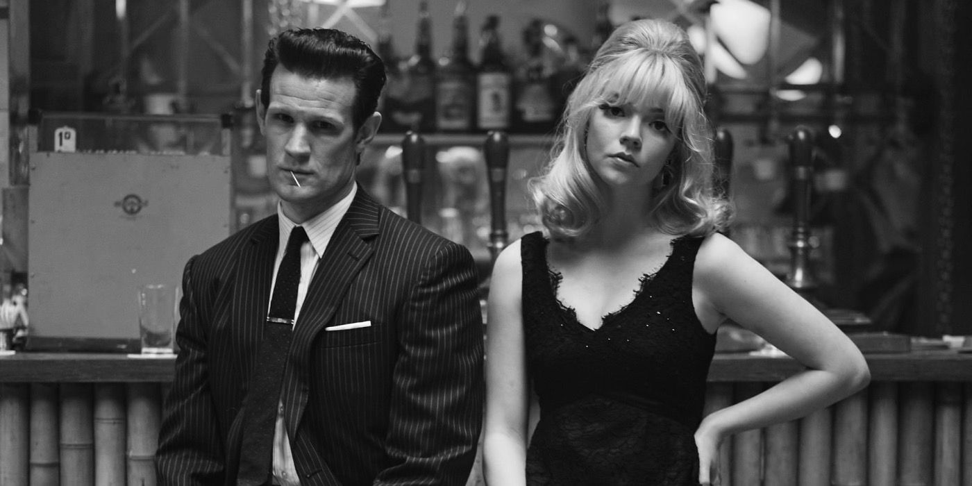 Last Night In Soho BTS Images Hint At 1960s Intrigue