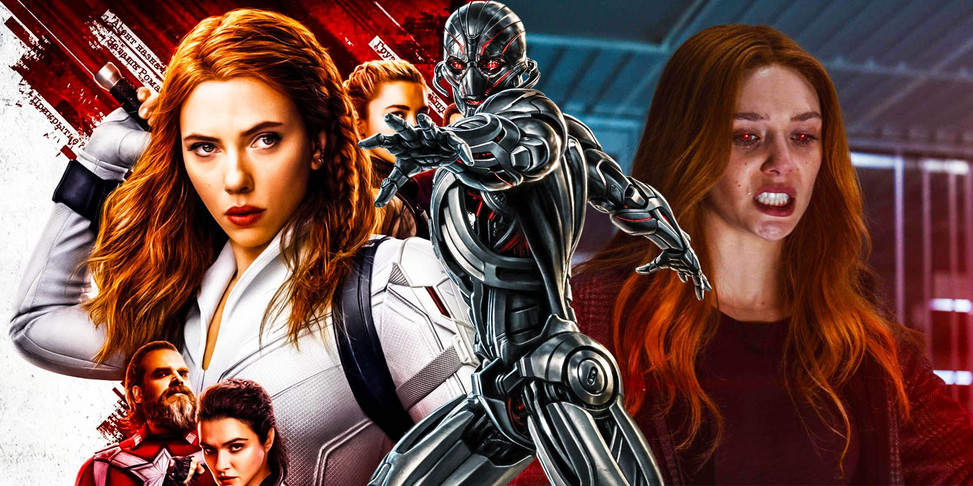 Why So Many MCU 2021 Movies & Shows Are Fixing Age of Ultron