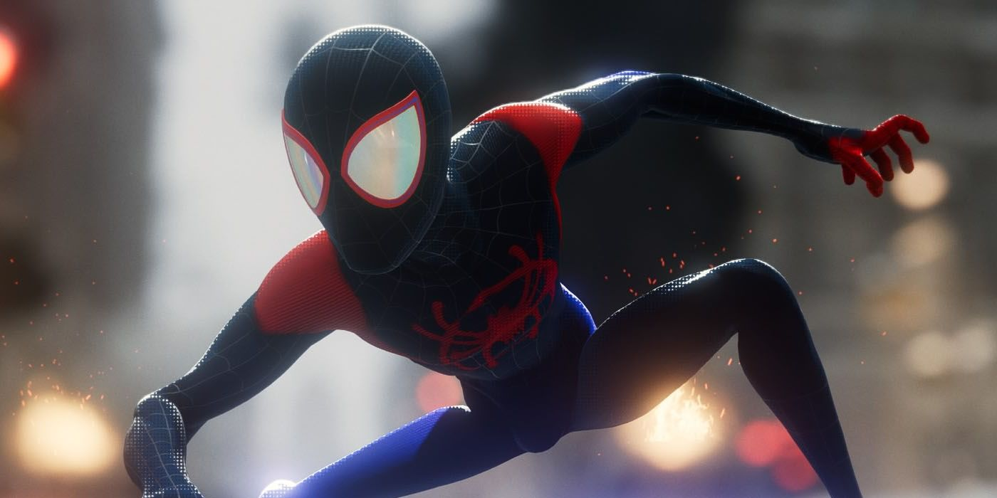 Spider-Man: Miles Morales Was Influenced By Into The Spider-Verse