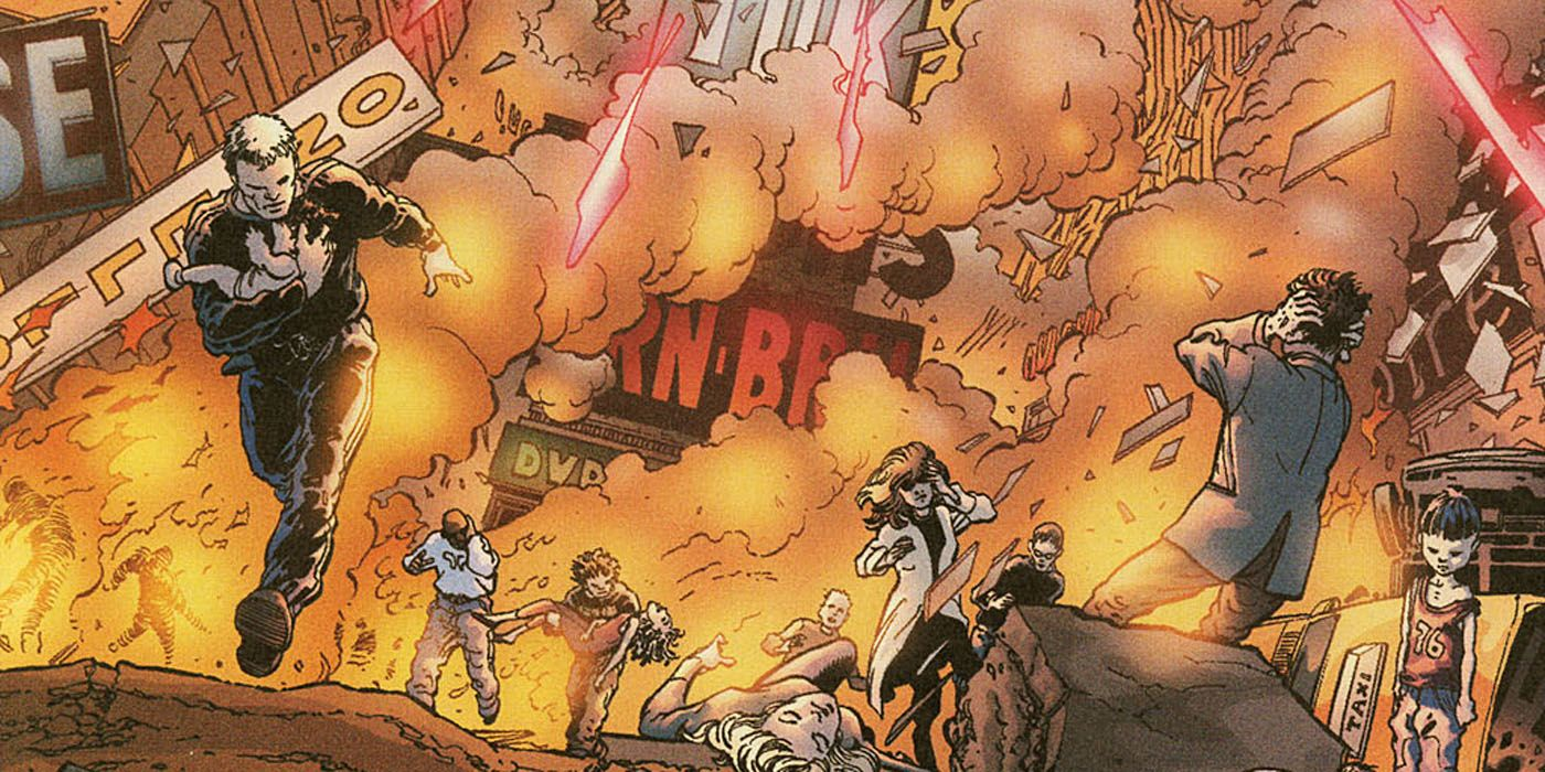 X-Men: 10 Horrific Events That Devastated Earth s Mutant Heroes