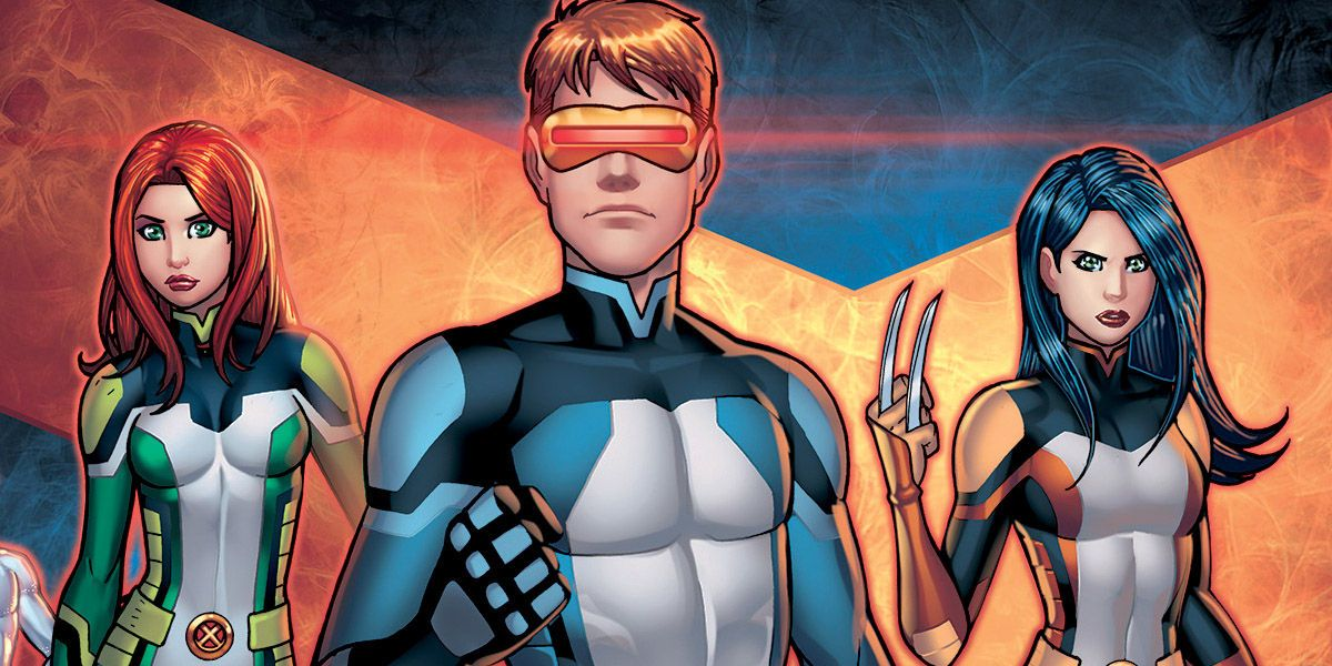 X-Men: Apocalypse Concept Art Teases 'All New X-Men' Costumes [Updated]