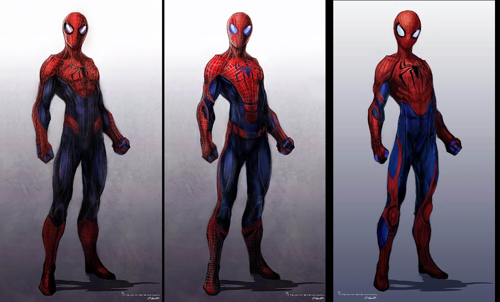 \u0027Amazing Spider,Man\u0027 Alternate Costumes Reveal What Might Have Been