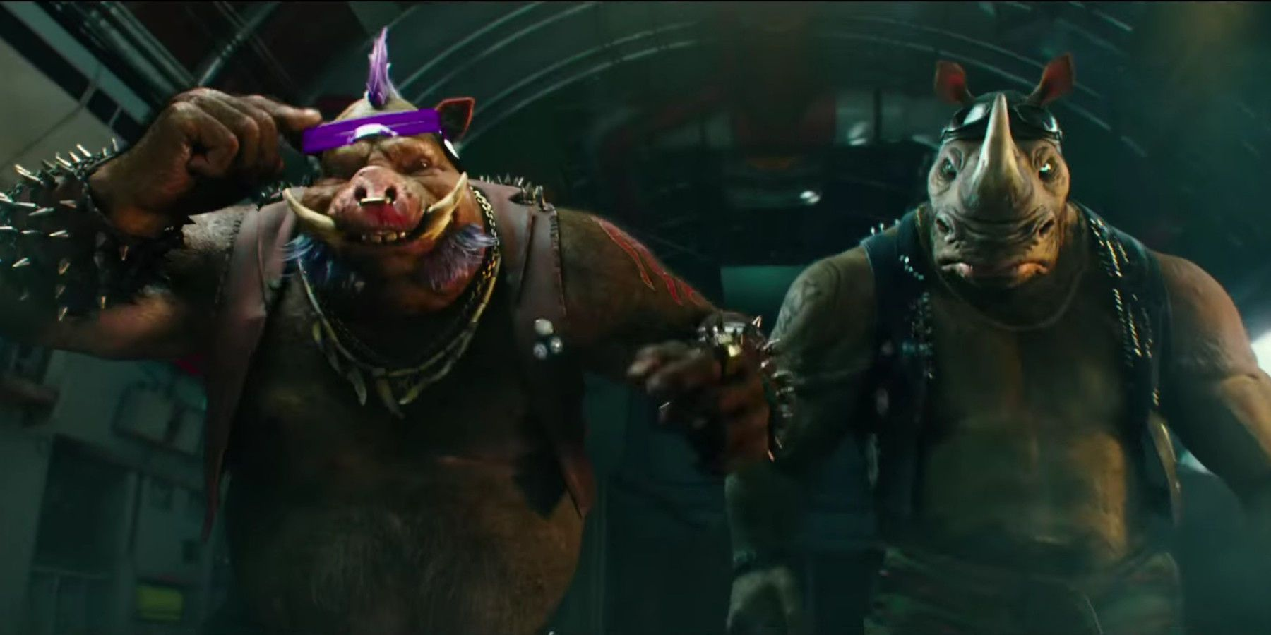 TMNT: 11 Things You Need To Know About Bebop And Rocksteady