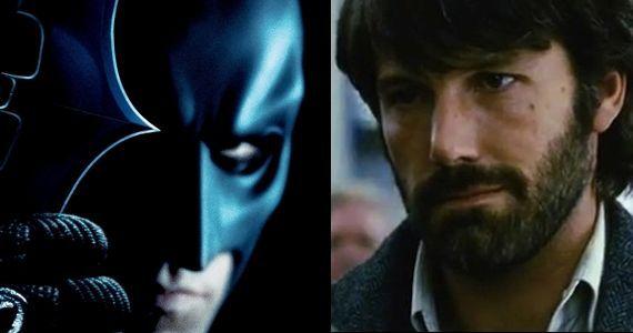 Ben Affleck Is the New Batman; 'Superman vs. Batman ...