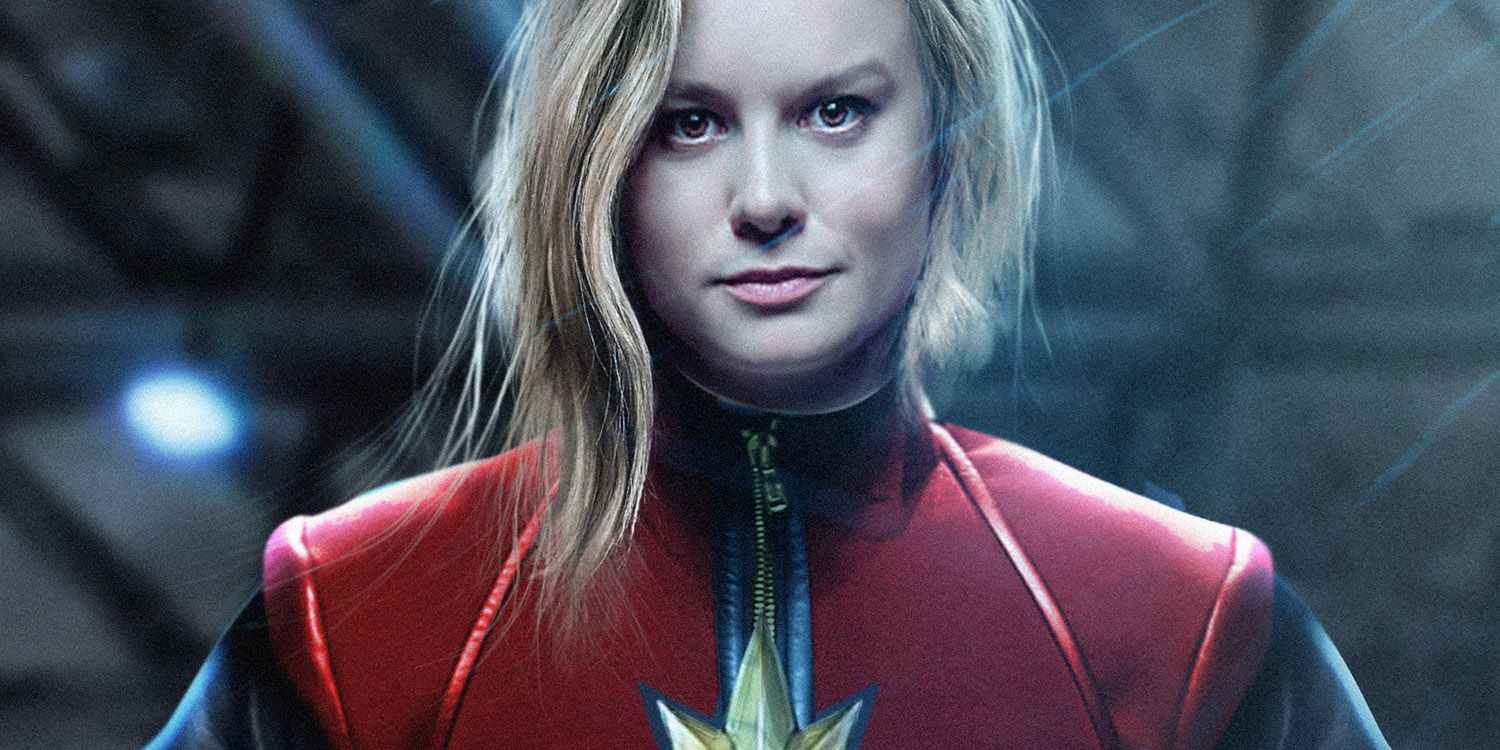 captain marvel 2018 actress