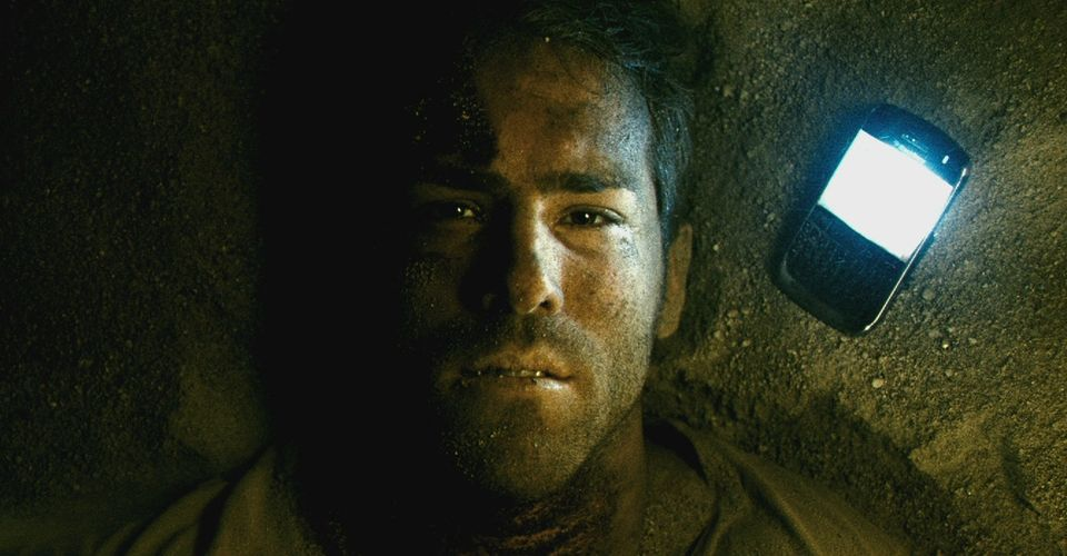 Ryan Reynolds Adds A Stealthy Gin Ad Into A Scene From His Buried Movie