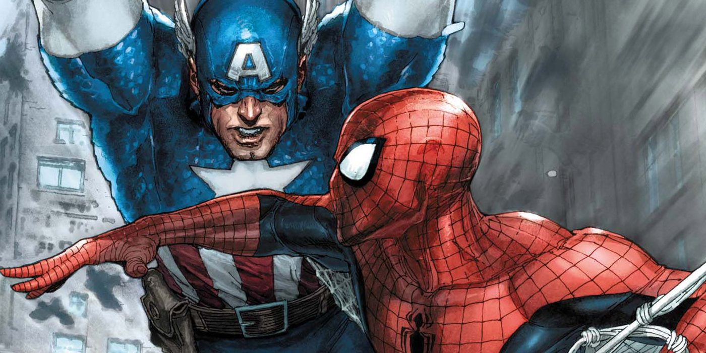 15 Best Encounters Between Spider-Man and The Avengers