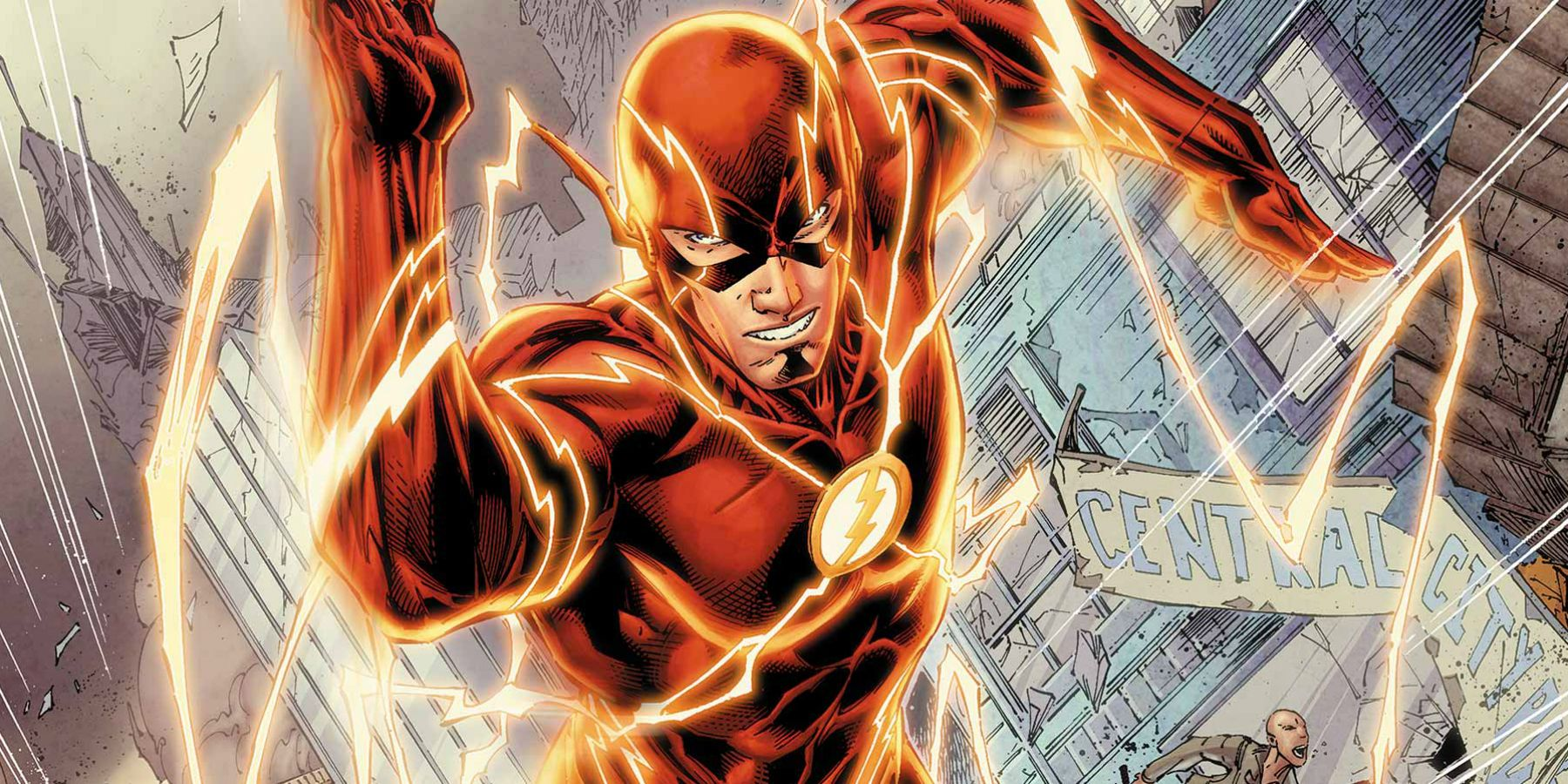 15 Powers You Didn't Know The Flash Has | ScreenRant