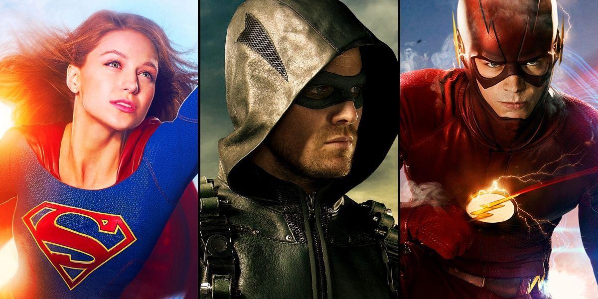 The Flash wallpaper DC Universe #Flash Arrow (TV series) #