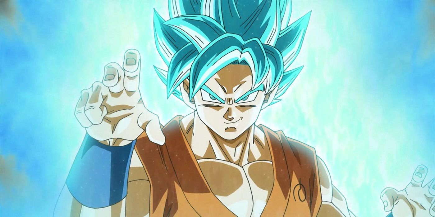 12 Most Powerful Characters in Dragon Ball Z | ScreenRant