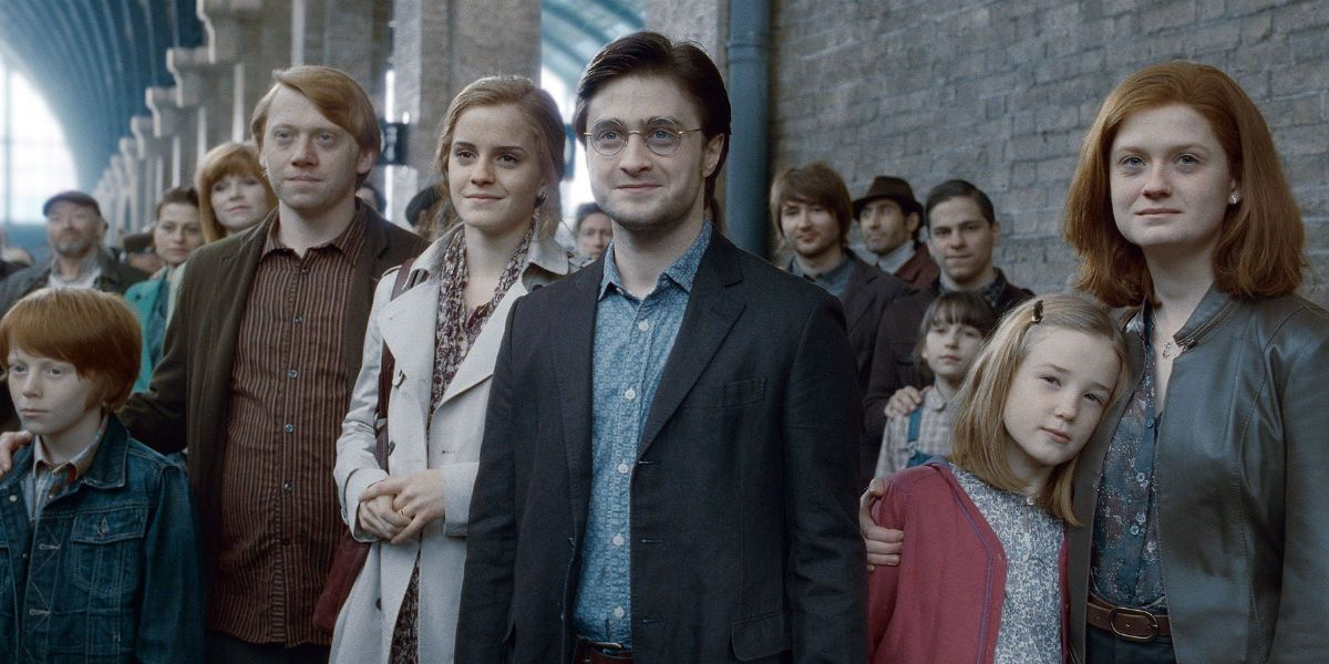 Harry Potter: 20 Things Harry And Ginny Did Between Deathly Hallows