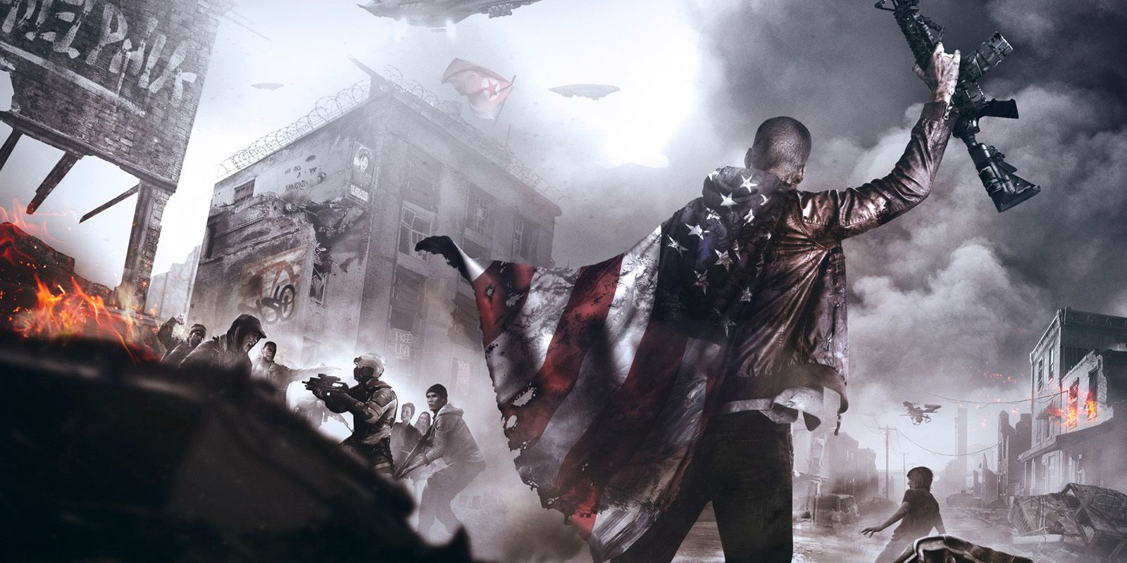 Homefront The Revolution Gets New Trailer & Release Date