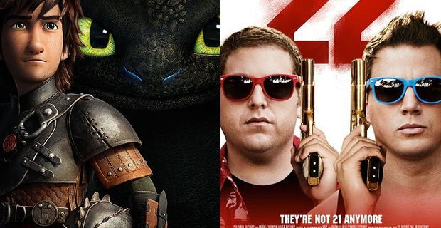 Box Office Prediction: 'How to Train Your Dragon 2' vs  '22