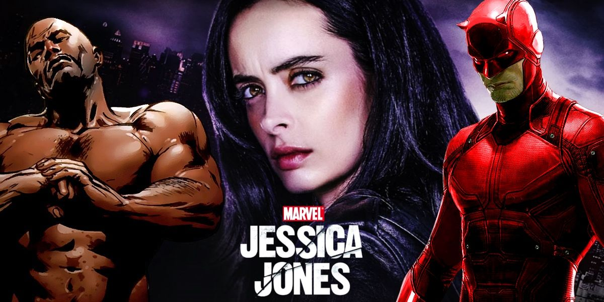 Jessica Jones Easter Eggs Marvel Connections Comic Nods