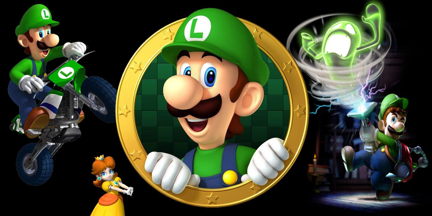 Super Mario 15 Things You Never Knew About Luigi Screenrant