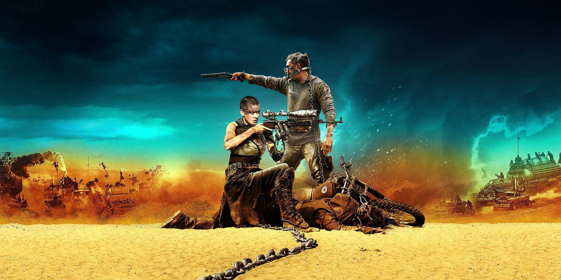 Mel Gibson Offers Up His Opinion On Mad Max Fury Road