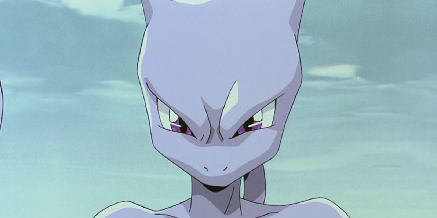 Pokemon 12 Things You Didn T Know About Mewtwo Screenrant