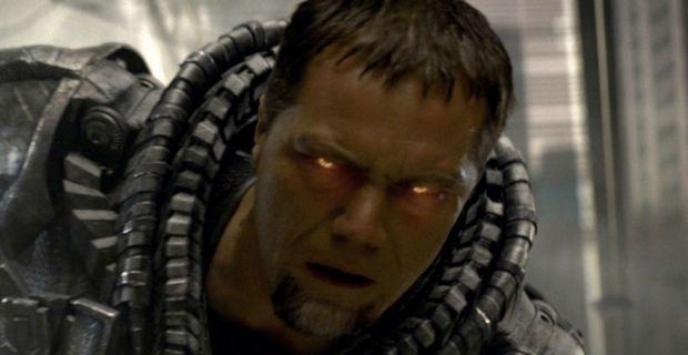 Batman V Superman Rumor: Michael Shannon to Return