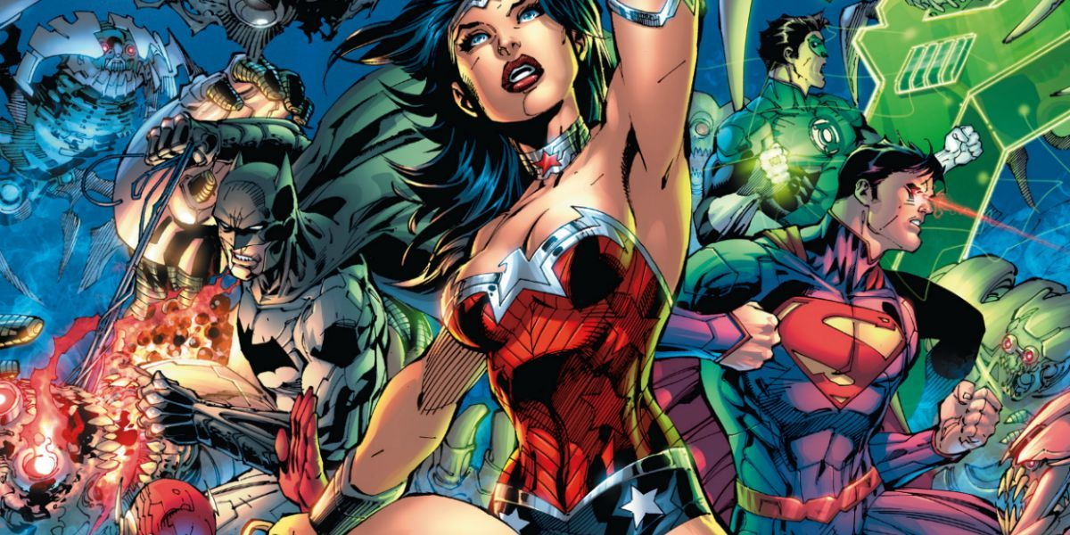 12 Most Powerful DC Universe Superheroes | ScreenRant
