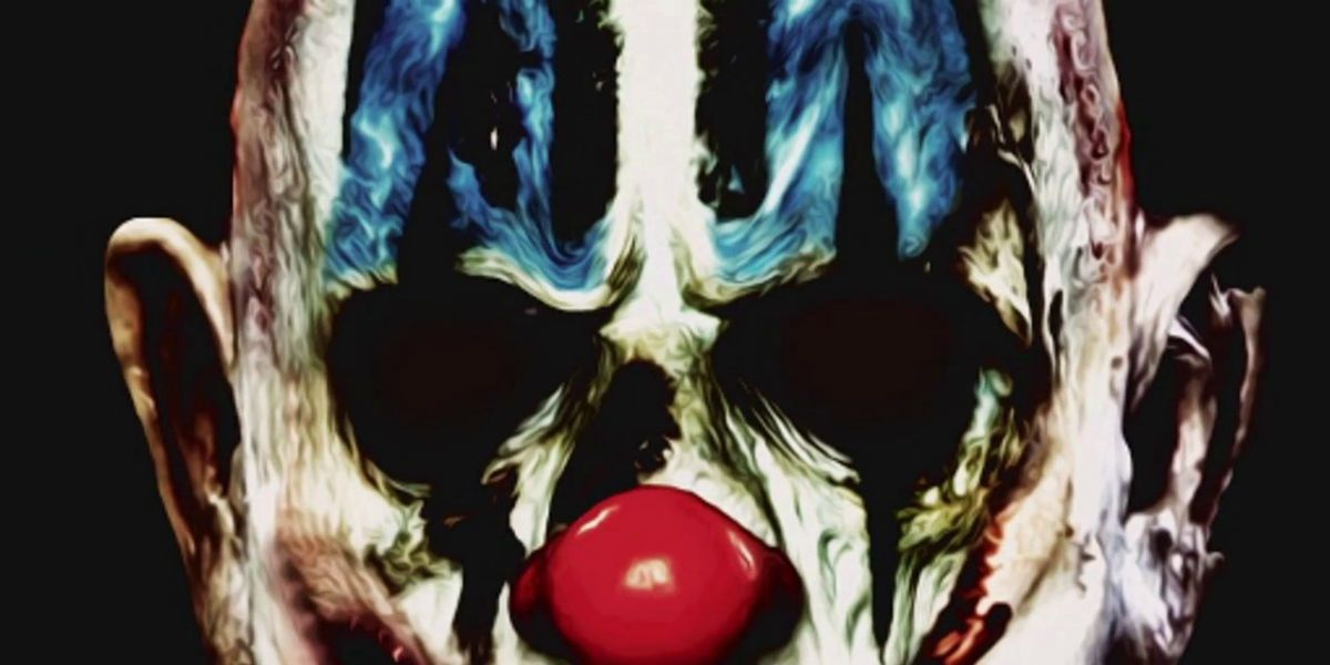 Rob Zombie Halloween Clown Mask.Rob Zombie S 31 Trailer 12 Hours Of Hell Screenrant