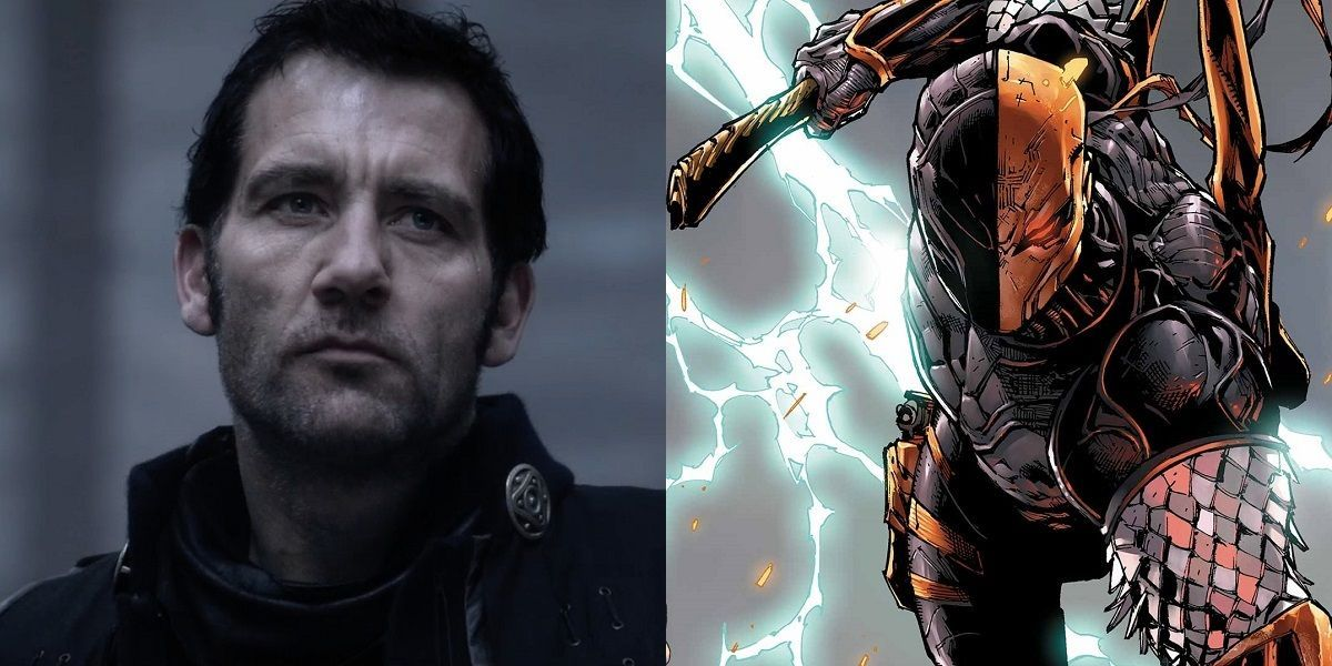 Justice League: 15 Actors Who Could Play Deathstroke