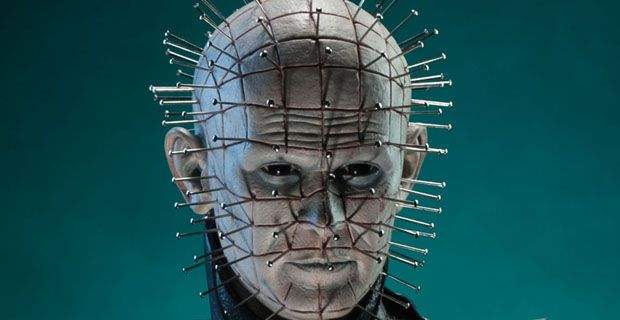 hellraiser exclusive image for sideshow collectibles new pinhead