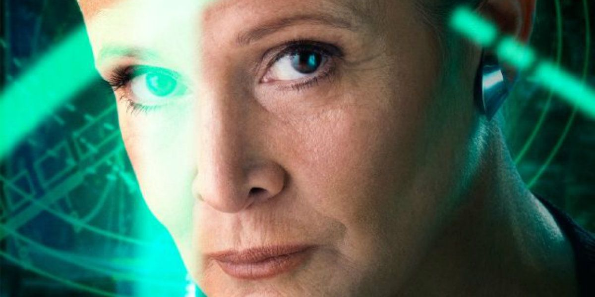 Carrie Fisher Says Star Wars 7 Is 'Really Good'; Talks Slave Leia