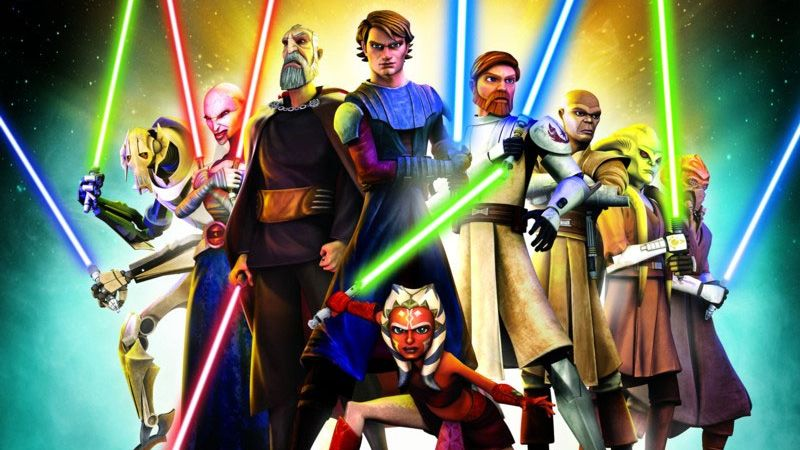 star wars animated series guide best episodes canon timeline