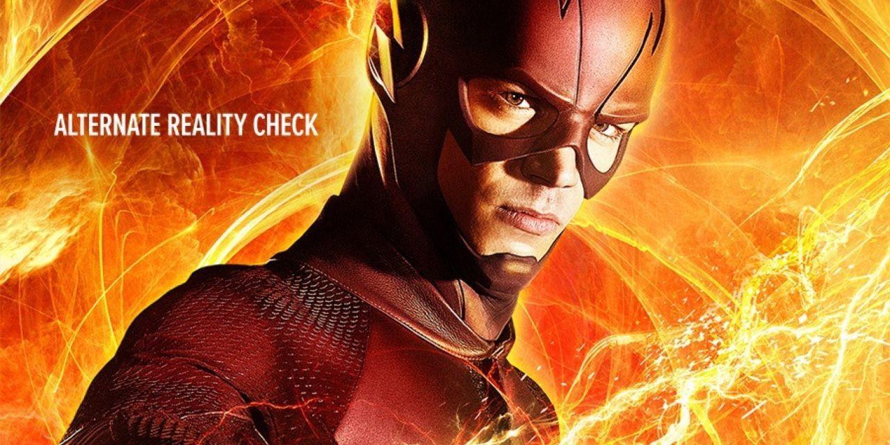 The Flash Season 3 Comic-Con Trailer Teases Flashpoint Fallout