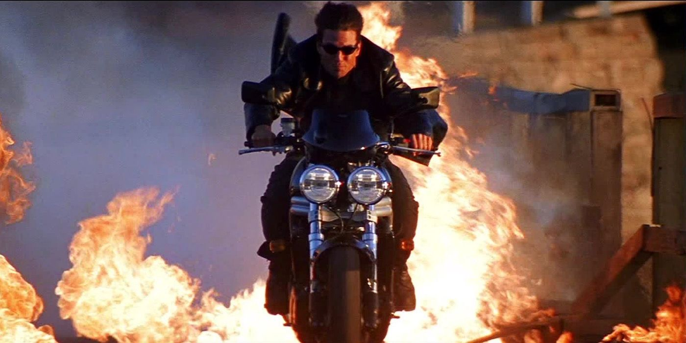 Mission Impossible 6 Motor Cycle Stunt Screenrant