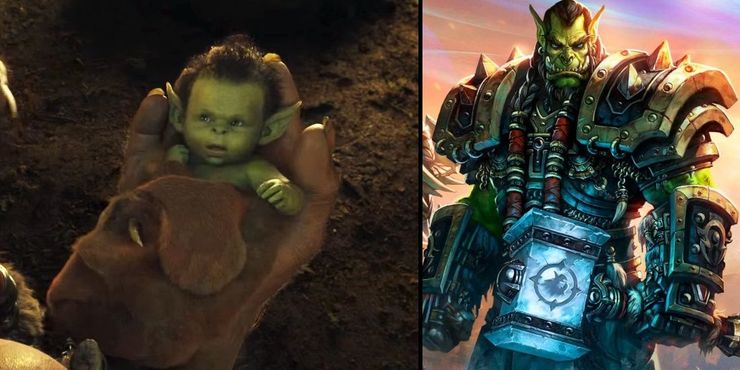 Warcraft Complete Movie Character Guide Screen Rant