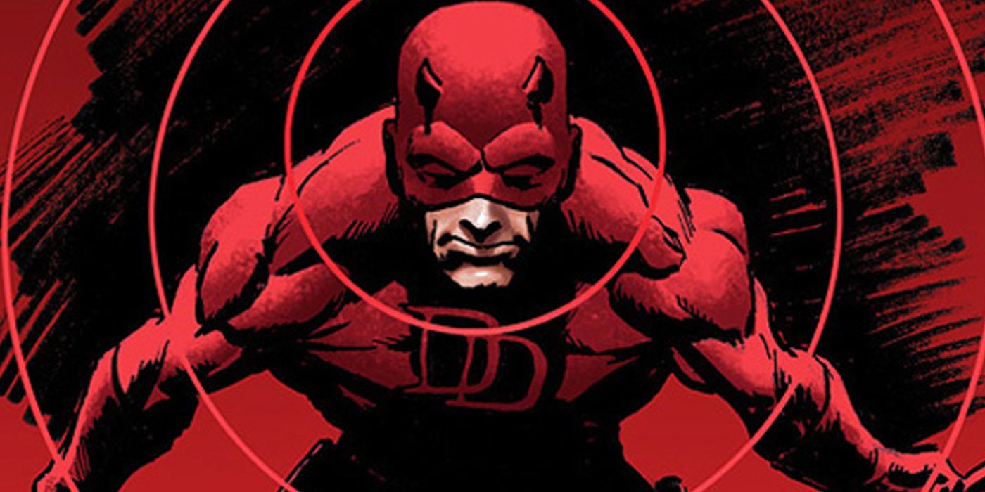 The unbeatable Daredevil's radar senses and agility makes his fighting style devastating.