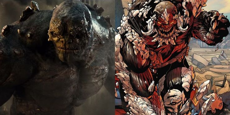 Batman V Superman How Does Doomsday Compare To The Comics