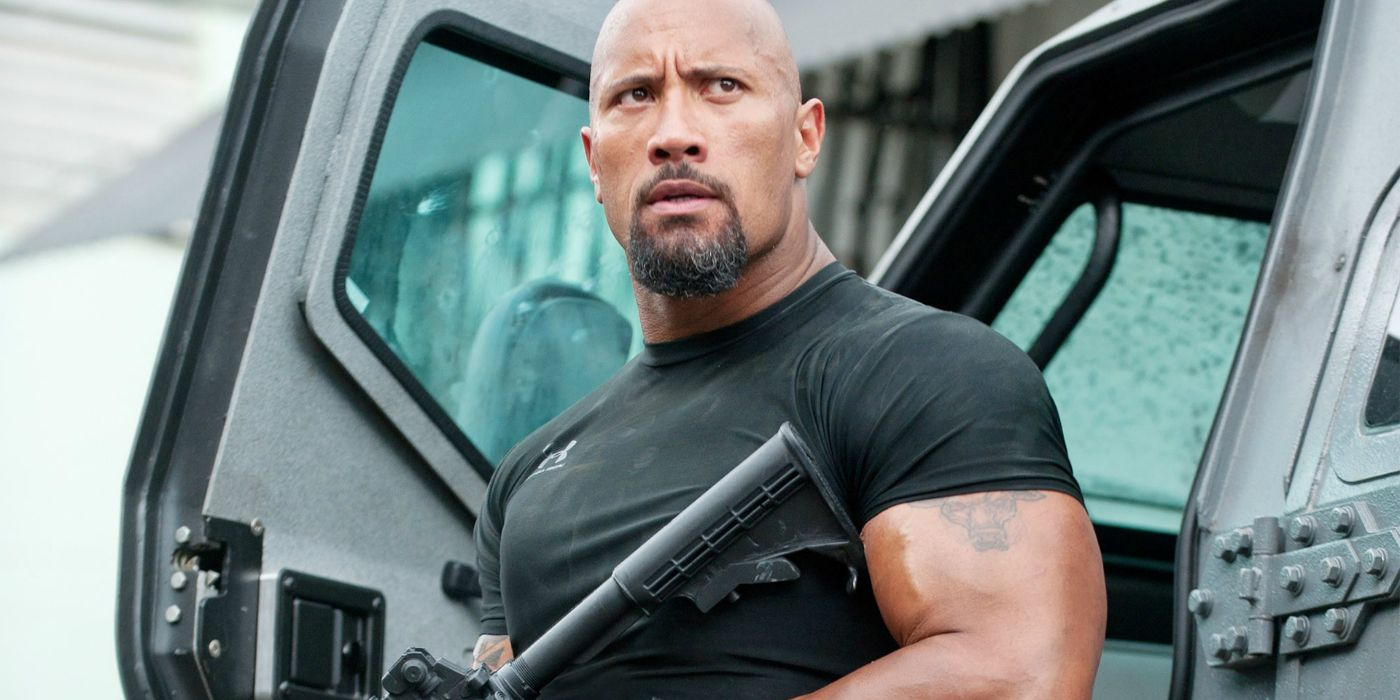 Dwayne Johnson Launches YouTube Channel With Parody Trailer