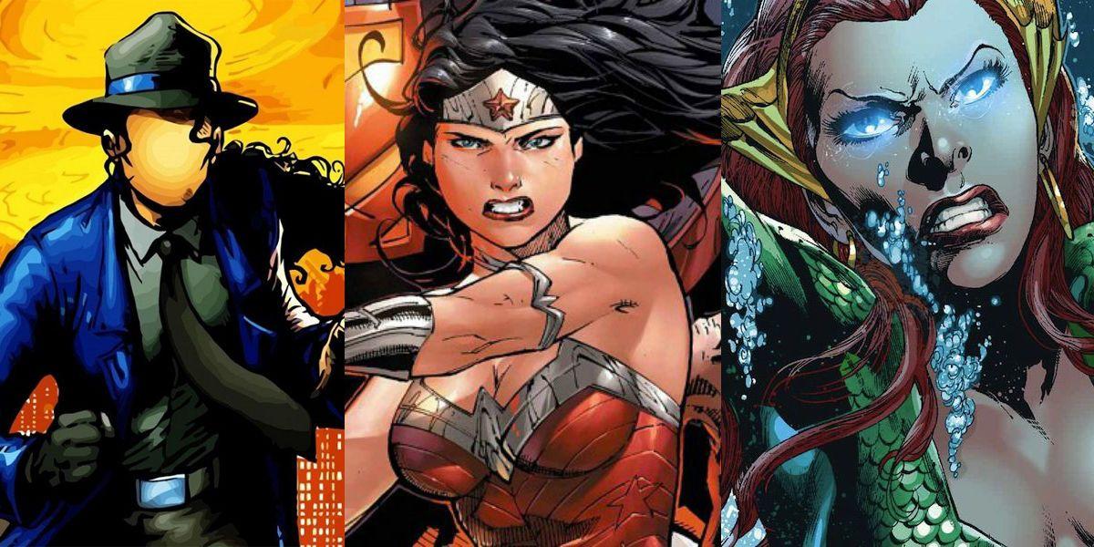 Erotic super heros