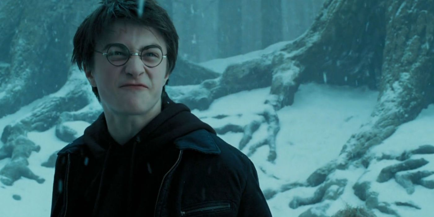 15 Times Harry Potter Was Just A Jerk | ScreenRant