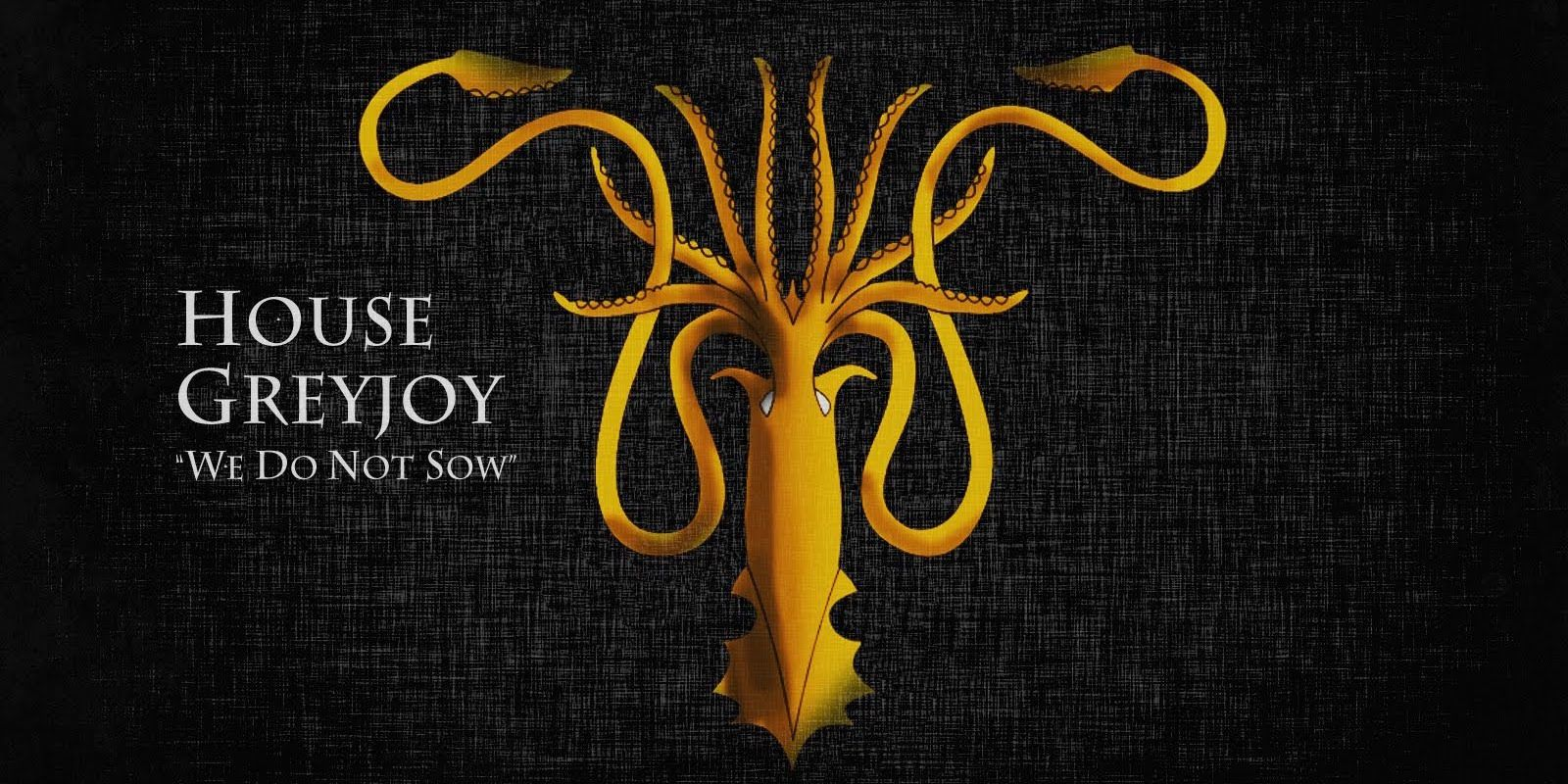 15 things you didn t know about house greyjoy screenrant
