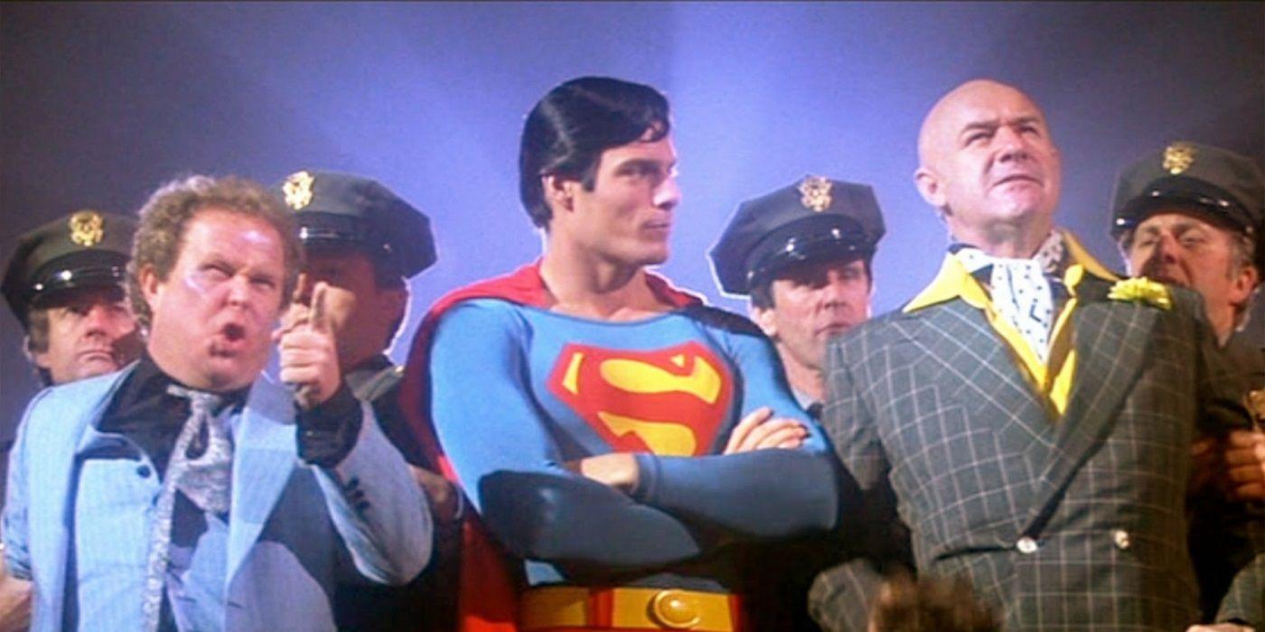 Superman the Movie program 1978