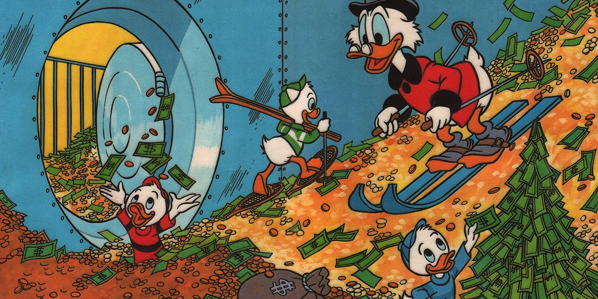 ducktales reboot series image uncle scrooge and the gang are back