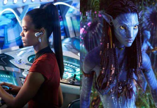Zoe Saldana Talks Star Trek 2 Avatar 2 Screen Rant